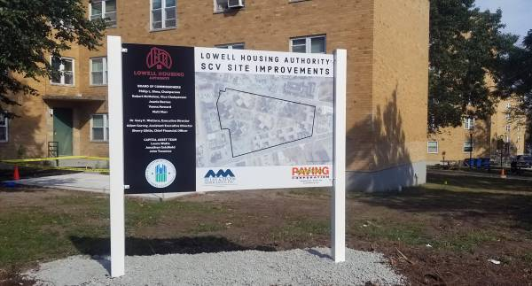 Woman-Led Design Team On Lowell HA Project Project