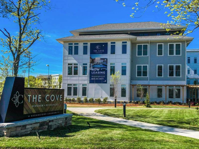 The Cove Apartments Entering Final Phase