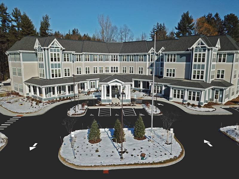 Silver Square – Dover, NH | Land Surveying, Civil
