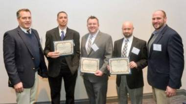 2017 Multiple Bronze Awards by ACEC/MA